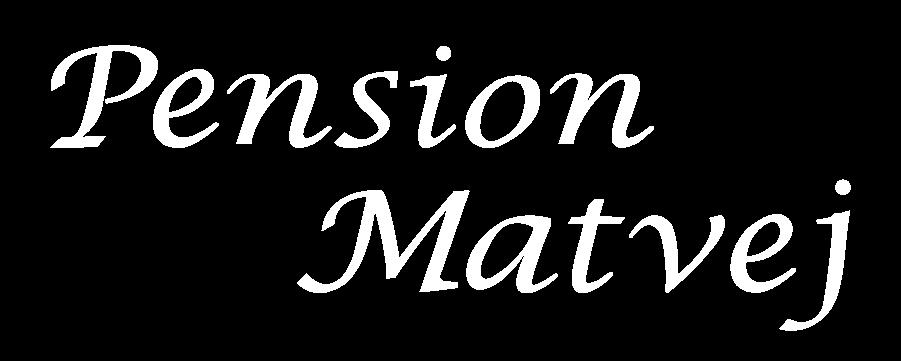 Pension Matvej Logo